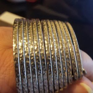 Lia Sophia cuff bracelet